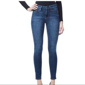 Good American Good Legs High Rise Stretch Skinny